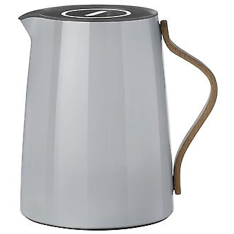 Stelton Emma jug of tea 1 liter grey