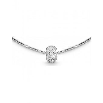 QUINN - Necklace - Ladies - White Gold 585 - Top W. (G)si. - 6272179