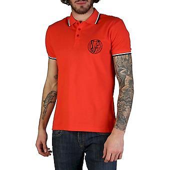 Versace Jeans - Bekleidung - Polo - B3GTB7P0_36571_531 - Herren - red,black - 48