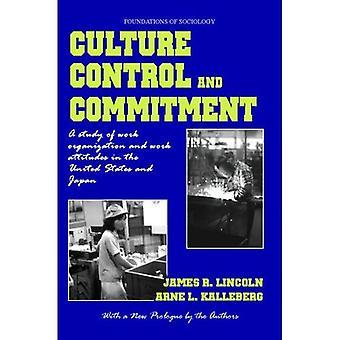 Cultuur-, controle- en inzet: een studie van arbeidsorganisatie en werk houding in de Verenigde Staten en Japan