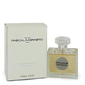 Perle d'argent eau de parfum spray by pascal morabito 543128 100 ml