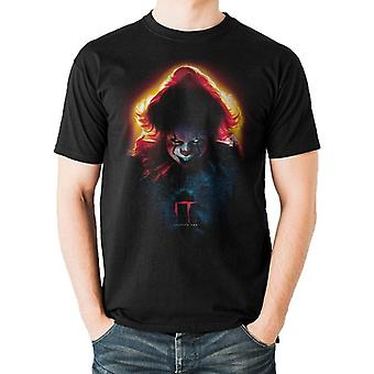 IT Chapter 2 Adult Unisex Sinister Pennywise T-Shirt