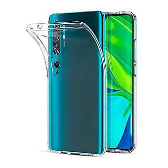 Xiaomi Mi Note 10 - ملاحظة 10 Pro Case شفافة - CoolSkin3T