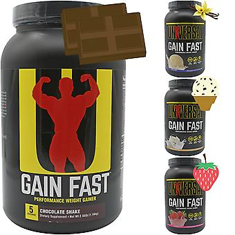 Universal Nutrition Gain Fast - 5 Servings - Performance Weight Gainer