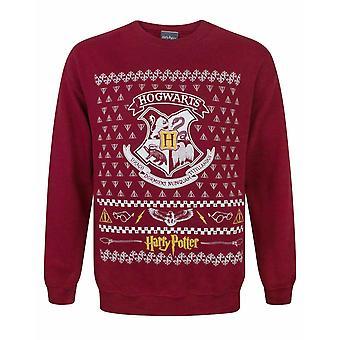 Harry Potter Hogwarts Weihnachten Sweatshirt