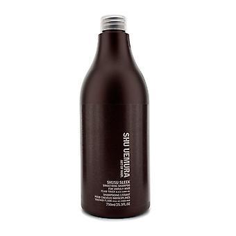 Shu Uemura Shusu Sleek Smoothing Shampoo (unruly Hair) - 750ml/25.3oz