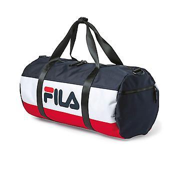 FILA TED Holdall Bag - Bleumarin/roșu