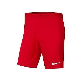 Nike Dry Park III BV6855657 futebol o ano todo calças masculinas