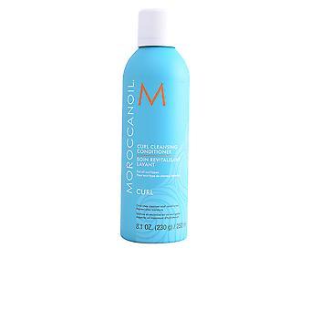 Moroccanoil Curl reinigende Conditioner 250 Ml Unisex