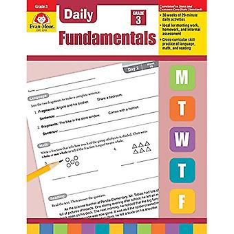 Daily Fundamentals - Grade 3 by Evan-Moor Educational Publihsers - 97