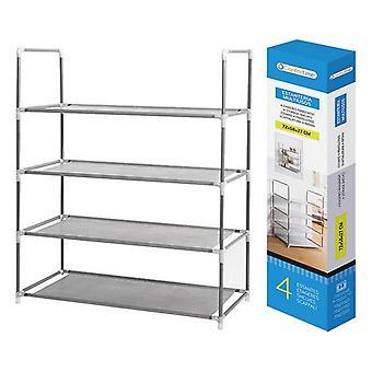 Shelves Confortime 4 Shelves (72 X 58 x 27 cm)