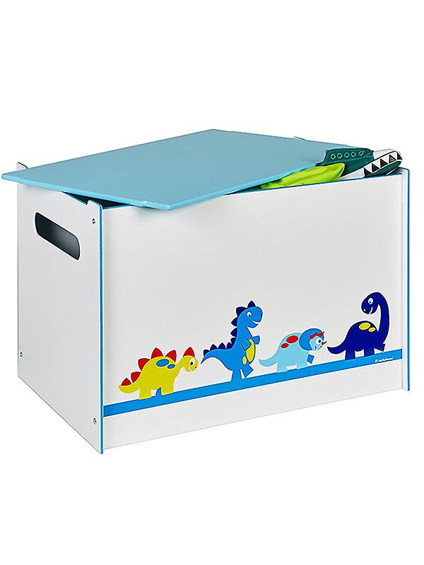 Boîte à jouets de dinosaures