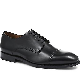 Jones Bootmaker Goodyear Welted Leather Derby Shoe