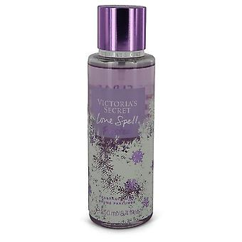 Victoria's Secret Love Spell Frosted Fragrance Mist Spray By Victoria's Secret   547468 248 ml