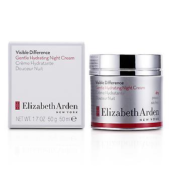 Differenza visibile crema notturna idratante delicata (pelle secca) 145093 50ml/1.7oz