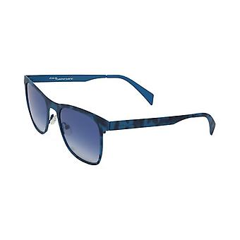 Unisex Sunglasses Italia Independent 0024-023-000 Blue (ø 53 mm)