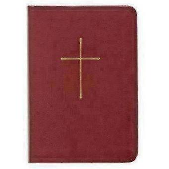 The Book of Common Prayer and Hymnal 1982 Combination - Red Leather by