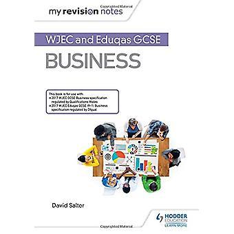 Min revisjon notater - WJEC og Eduqas GCSE Business av David Salter - 97