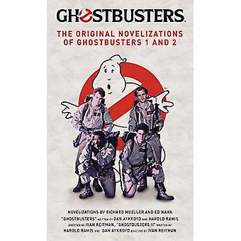 Ghostbusters - Den opprinnelige filmen Novelizations Omnibus av Richard Mu