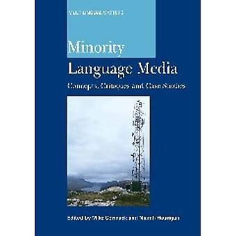 Minoritet språk Media: Begrepp, kritik och fallstudier (flerspråkig frågor)