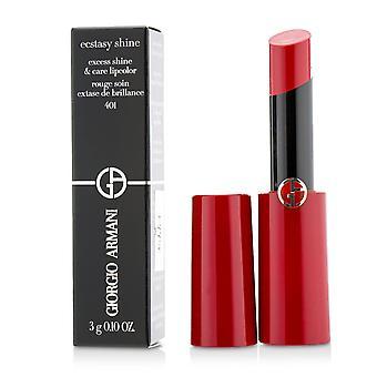 Ecstasy skinne overflødig glans & omsorg lipcolor # 401 hot 3g/0.1oz