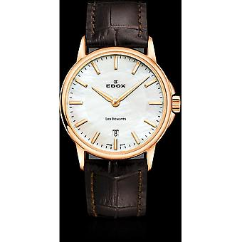 Edox kellot Les Bémonts Naisten Watch Les Bémonts 57001 37R AIR