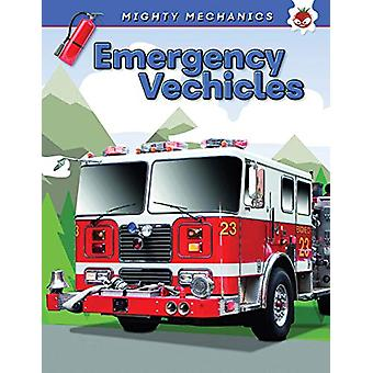 Emergency Vehicles - Mighty Mechanics by John Allan - 9781912108176 B