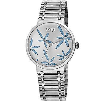 Burgi Clock Woman Ref. BUR190SS