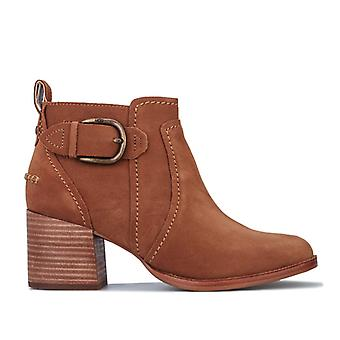 Women's Ugg Australia Leahy Ankle Boots in Brown