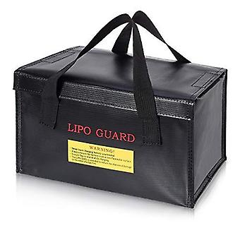 YUNIQUE Italia ® Lipo Bag Borsa Batteria ignifuga Ideale per caricare batterie Lipo Resistente al Fuoco ( Misura cm 260x 130 x 150)