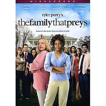 Family That Preys [DVD] USA import