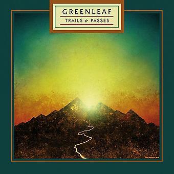 Greenleaf - Trails & Passes [CD] USA import