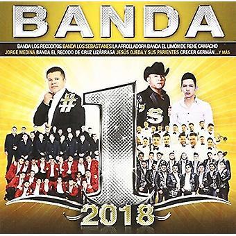 Banda #1's 2018 [CD] USA import