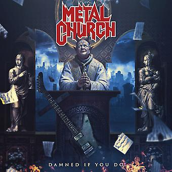 Metal Church - Damned If You Do [CD] USA import