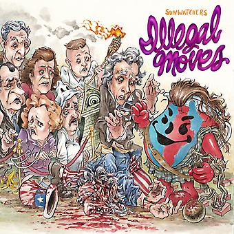 Illegal Moves [CD] USA import