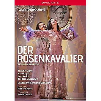 Der Rosenkavalier [DVD] USA import
