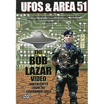 Vol. 2-Bob Lazar [DVD] USA import