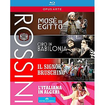 Rossini Festival Collection [Blu-ray] USA import