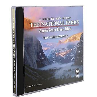 様々 なアーティスト - 国立公園: アメリカの最高のアイデア [CD] USA 輸入