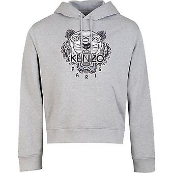Kenzo Icons Tiger Pop Over Hoody