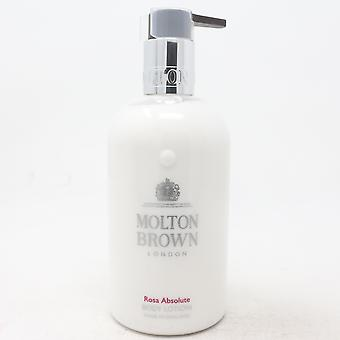Molton Brown Rosa Absolute Body Lotion  10oz/300ml New