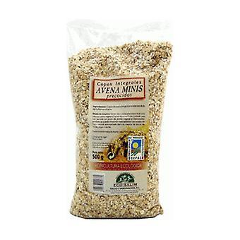 Precooked Mini Organic Oatmeal Oat Flakes 500 g