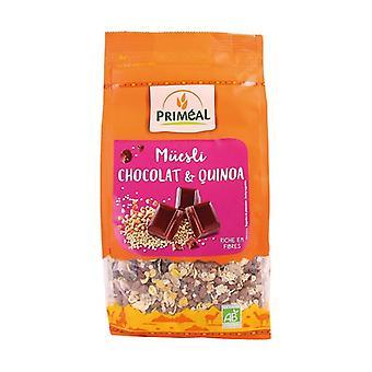 Müesli chocolade en quinoa 350 g