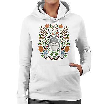 Automne My Neighbor Totoro Women-apos;s Sweatshirt à capuchon