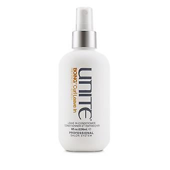 Unite BOING Curl Leave In (Prep. Protect. Refresh) 236ml/8oz