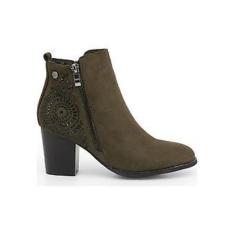 Xti - Shoes - Ankle boots - 48398_KAKHI - Ladies - darkolivegreen - EU 36