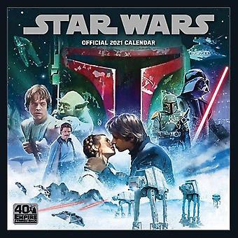 Star Wars Calendar 2021