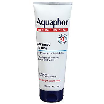 Aquaphor healing ointment advanced therapy skin protectant, 7 oz *