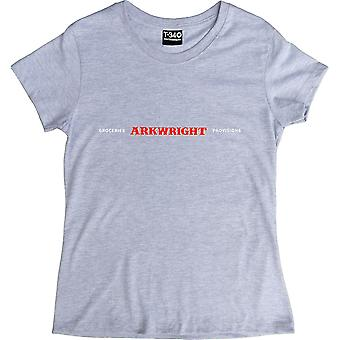 Arkwright Lebensmittel Asche Frauen's T-Shirt