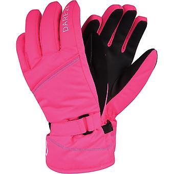 Dare 2B Kids' Impish Ski Gloves Pink